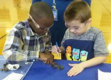 STEAM Day: Marguerite Christian Elementary School