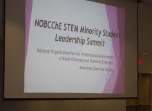 ACS NOBCChE Student Summit